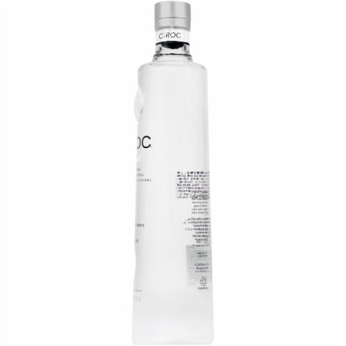 CIROC Coconut Vodka Perspective: right