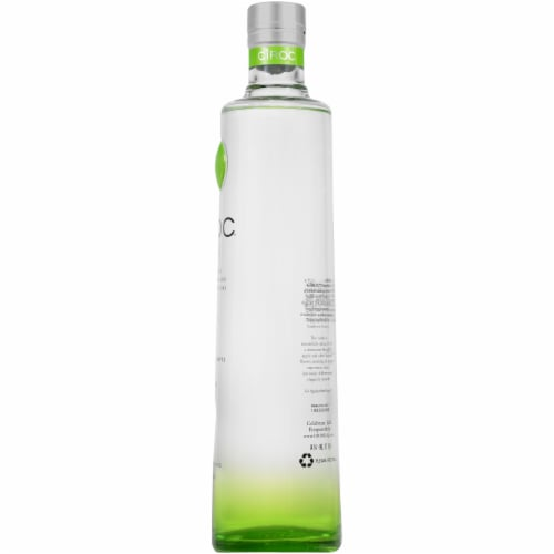 CIROC Natural Flavor Infused Apple Vodka Perspective: right