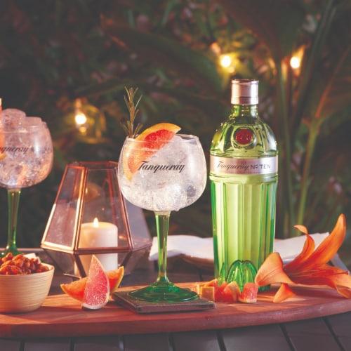 Tanqueray No. Ten Gin Perspective: right