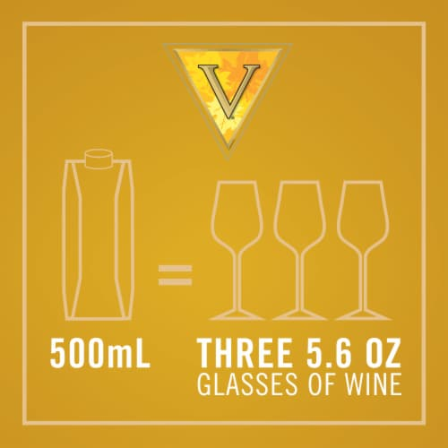 Vendange Chardonnay White Wine Perspective: right