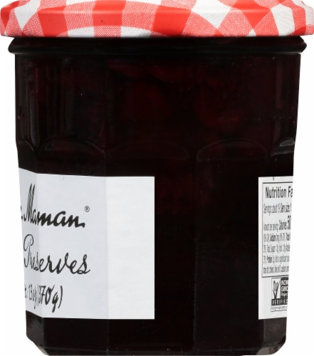 Bonne Maman Cherry Preserves Perspective: right