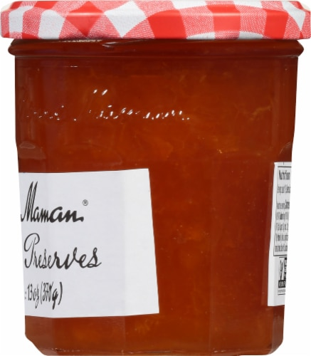 Bonne Maman Apricot Preserves Perspective: right