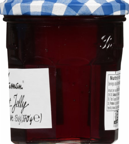 Bonne Maman Redcurrant Jelly Perspective: right