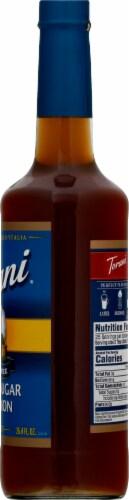Torani Brown Sugar Free Sugar Cinnamon Syrup Perspective: right