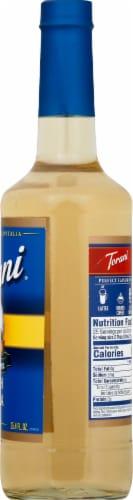 Torani Sugar Free French Vanilla Perspective: right