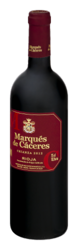Marques de Caceres Rioja Red Perspective: right