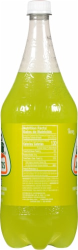Jarritos Lime Soda Perspective: right