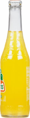 Jarritos Pineapple Soda Perspective: right