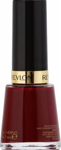 Revlon 570 Vixen Nail Enamel Perspective: right