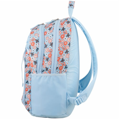 Fuel Deluxe Lunch Bag & Backpack Combo - Ditsy Foral Perspective: right