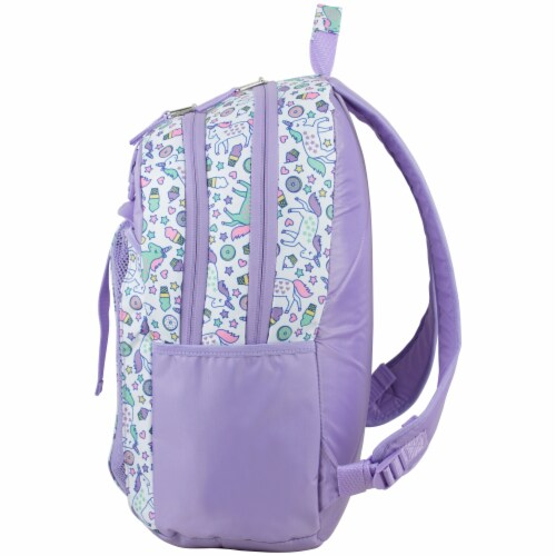 Fuel Deluxe Lunch Bag & Backpack Combo - Unicorn Sweets Perspective: right