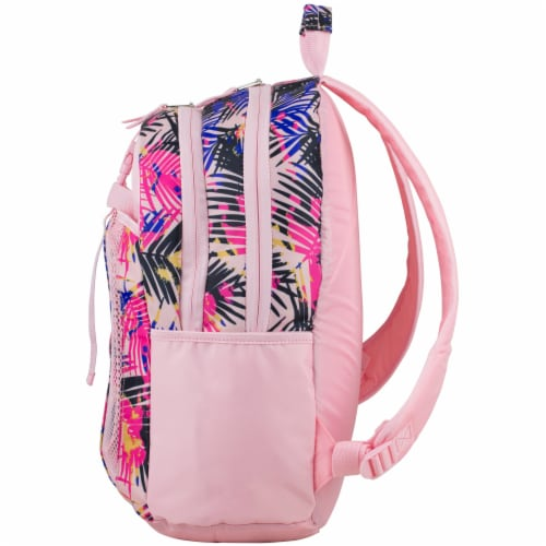 Fuel Deluxe Lunch Bag & Backpack Combo - Palm Leaves Perspective: right