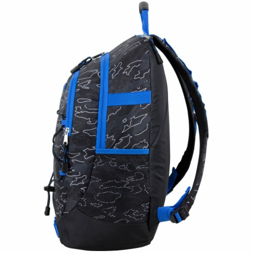 Fuel Camo Outline Terra Sport Bungee Backpack Perspective: right