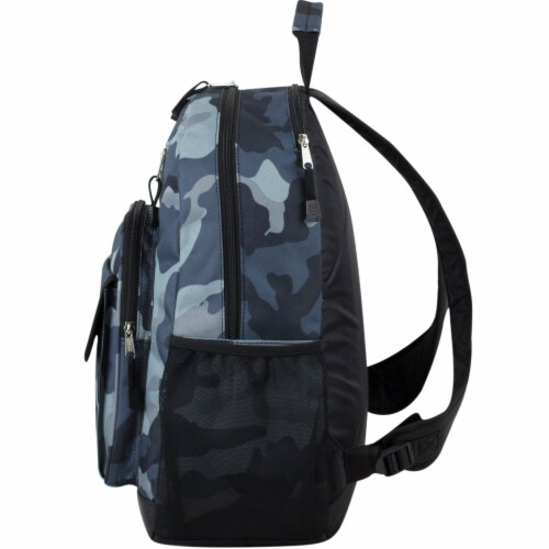 Eastsport Future Tech Backpack - Midnight Camo Perspective: right