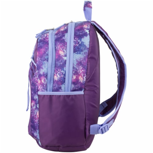 Fuel Deluxe Lunch Bag & Backpack Combo - Galaxy Perspective: right