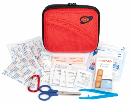 AAA First Aid Kit Perspective: right