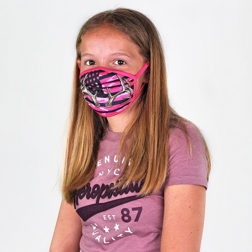 Wild Republic Outdoors Kids' Face Masks - Assorted Perspective: right