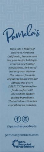 Pamela's Gluten-Free Honey Grahams Perspective: right