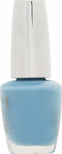OPI Infinite Shine Infinity & Blue Yonder Nail Lacquer Perspective: right