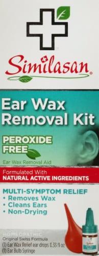 Similasan Ear Wax Removal Kit Perspective: right