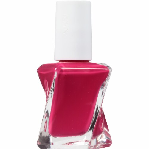 Essie Gel Couture Nail Polish - Sit Me In The Fro Perspective: right