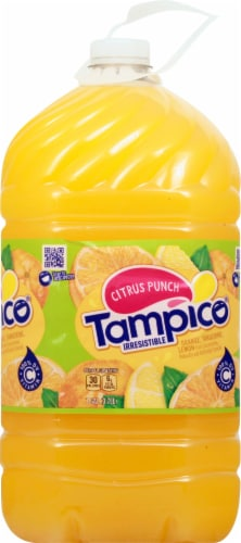 Tampico Citrus Punch Juice Perspective: right