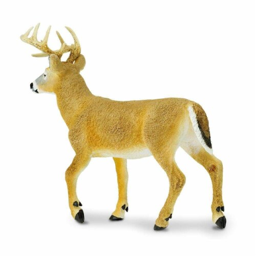 Whitetail Buck Toy Perspective: right