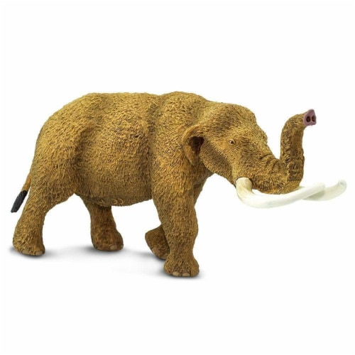 American Mastodon Toy Perspective: right