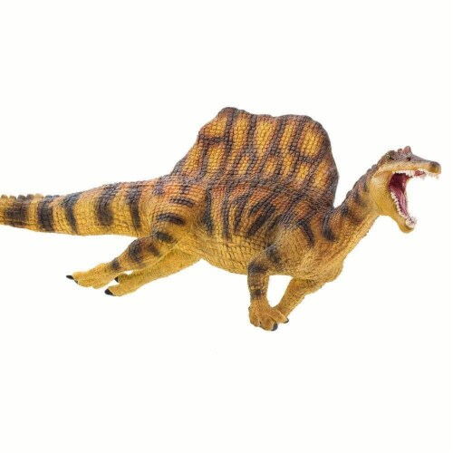 Spinosaurus Toy Perspective: right