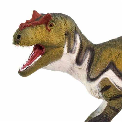 Allosaurus Toy Perspective: right