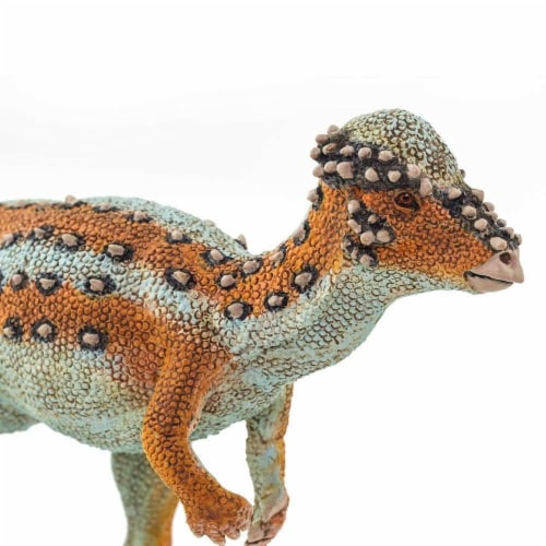 Pachycephalosaurus Toy Perspective: right