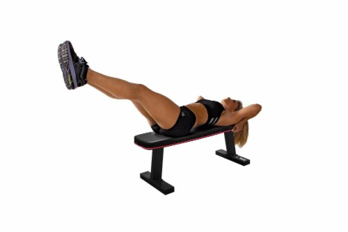 Marcy Multipurpose Home Gym Workout Utility Flat Board Bench | SB-10510 Perspective: right