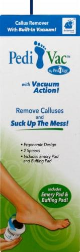 Ped Egg Pedi Vac Callus Remover Perspective: right
