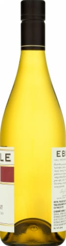 Eberle Chardonnay White Wine Perspective: right