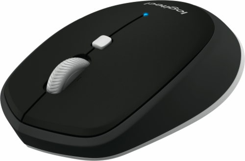 Logitech M535 Bluetooth Wireless Mouse - Black Perspective: right