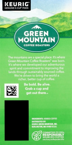 Green Mountain Coffee Breakfast Blend K-Cup Pods Perspective: right