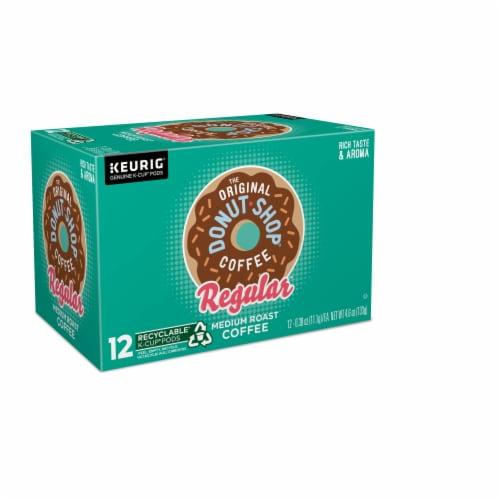 The Original Donut Shop Coffee Regular Medium Roast K-Cup Pods Perspective: right