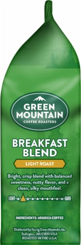 Green Mountain Coffee™ Breakfast Blend Light Roast Ground Coffee Perspective: right