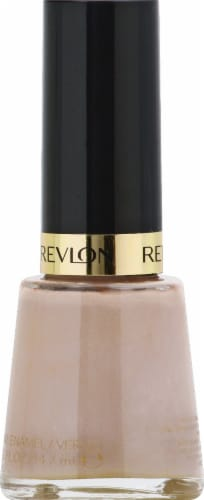 Revlon 705 Gray Suede Nail Enamel Perspective: right