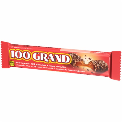 100 Grand Candy Bar Perspective: right