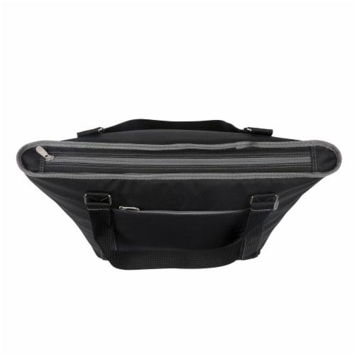 Topanga Cooler Tote Bag, Black Perspective: right