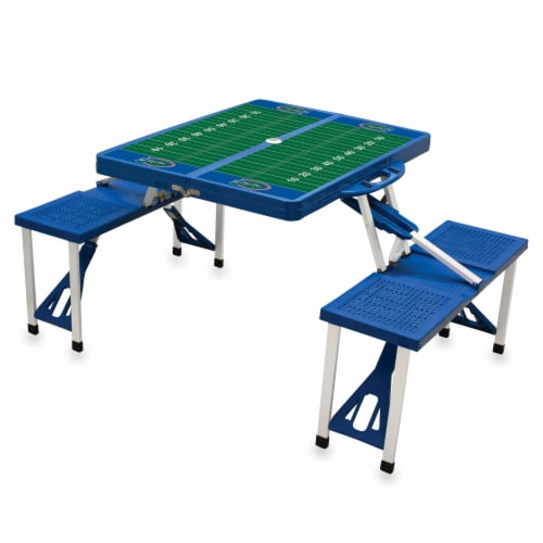 Florida Gators Portable Picnic Table Perspective: right