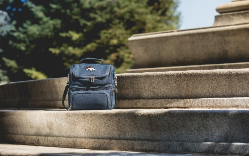 Denver Broncos - Pranzo Lunch Cooler Bag Perspective: right
