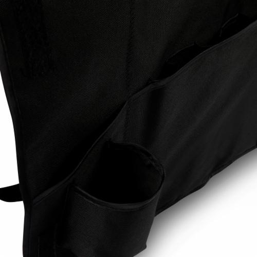 Arkansas Razorbacks - BBQ Apron Tote Pro Grill Set Perspective: right