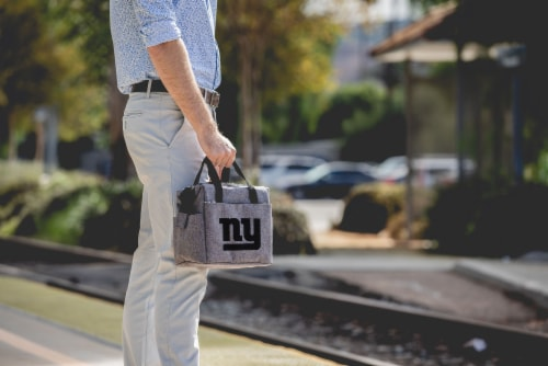 New York Giants - On The Go Lunch Cooler Perspective: right