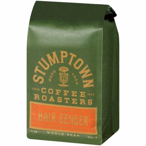 Stumptown Coffee Hair Bender Whole Bean Coffee Perspective: right