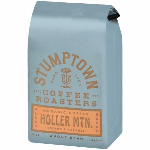Stumptown Coffee Organic Holler Mountain Whole Bean Coffee Perspective: right