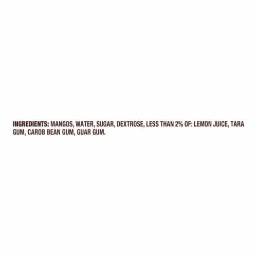 Talenti Vegan Non-Dairy Alphonso Mango Sorbetto Ice Cream Perspective: right
