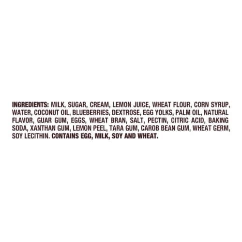 Talenti Gelato Layers Lemon Berry Pie Ice Cream Perspective: right