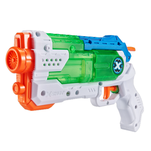 ZURU X-Shot Micro Fast-Fill Water Blaster Perspective: right